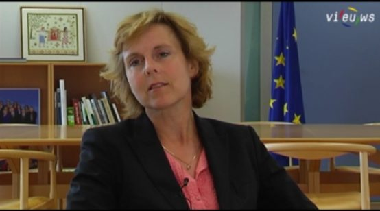 Climate Action Commissioner Hedegaard on EU Emissions Trading System