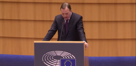 Stefan Löfven Debating the Future of Europe