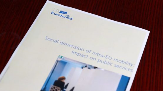 Eurofound – Interview with Research Manager Klára Fóti on the social dimension of intra-EU mobility
