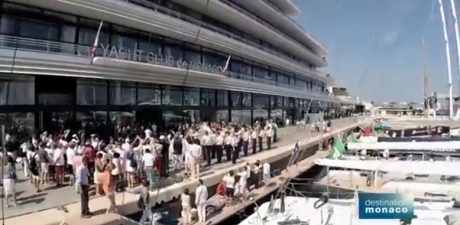 Monaco: The world's capital of luxury yachting – by Gaëlle Tallarida