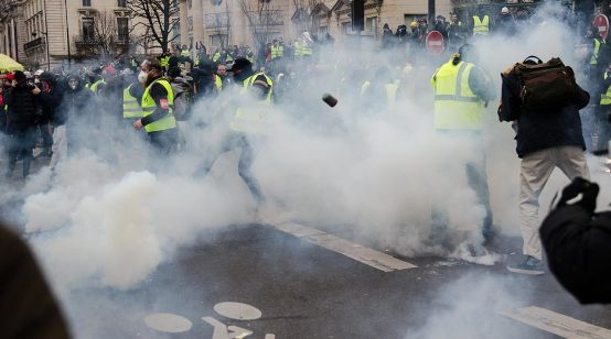 French Parliament Passes Controversial Anti-Riot Bill