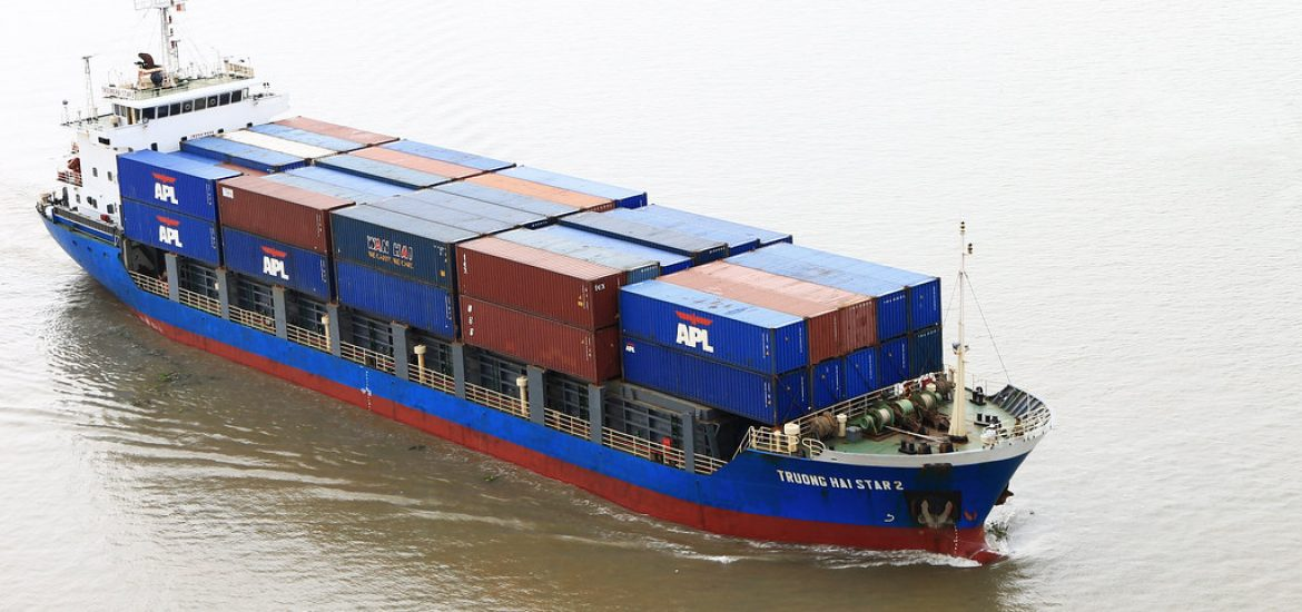 Slower Ship Speeds Found to Benefit  Environment and Human Health