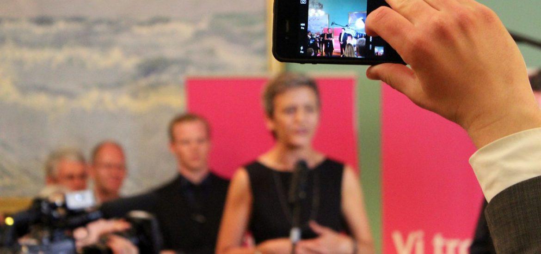 EU's Anti-Trust Commissioner Talks Future of Tech