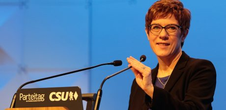 Germany's Foreign Minister Maas faces criticism after ignoring Defence Minister Kramp-Karrenbauer