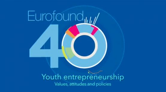 Eurofound – Interview with Martina Bisello on Youth Entrepreneurship in Europe Report
