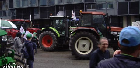 In Focus: Farmers march on Brussels
