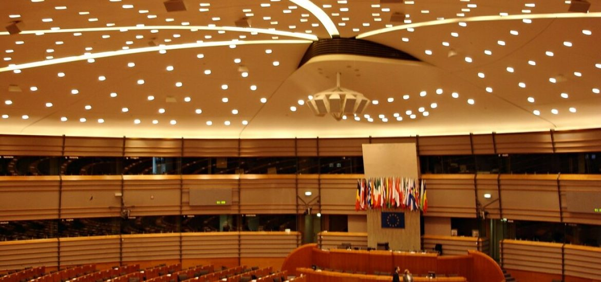 European Parliament Votes to Freeze Significant Agreement With China