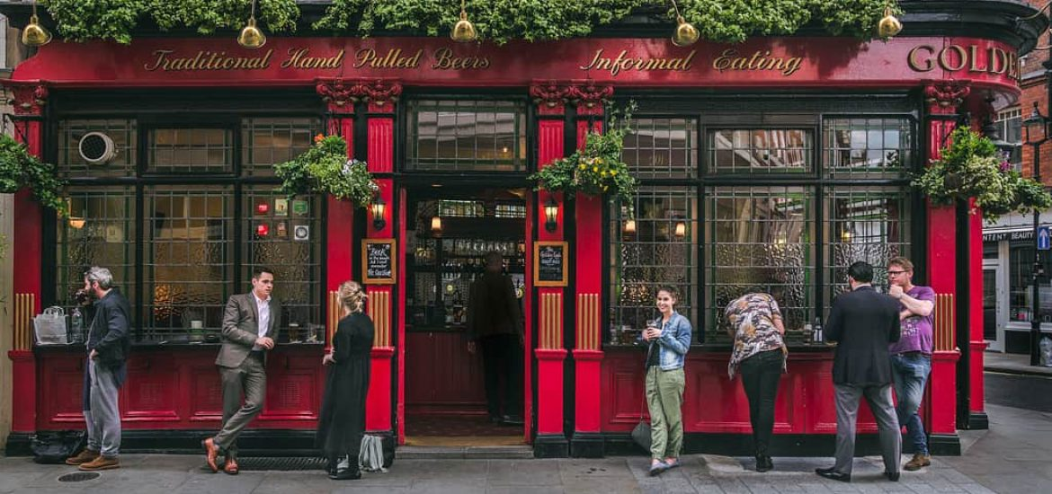 Euro-drinks Run Dry at British Pub Chain