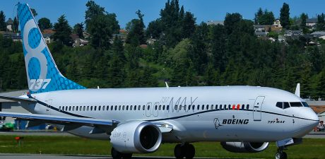 Boeing Shares Jump with Update on 737 Max