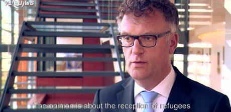EPP in CoR – On the spot – Hans Jannsen: reception of refugees in their region of origin