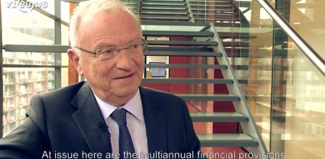 EPP in CoR – On the spot – Luc Van Den Brande – MFF and the EU budget