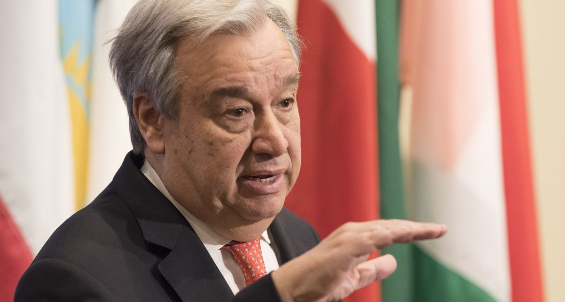 UN's flurry of new deals provides grounds for cautious optimism