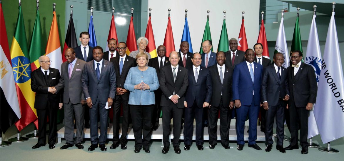 Does Africa need Germany's Compact with Africa?