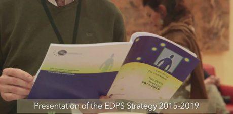 EDPS – Big Data, Big Data Protection. 2015-2019 Strategic Plan by the EDPS