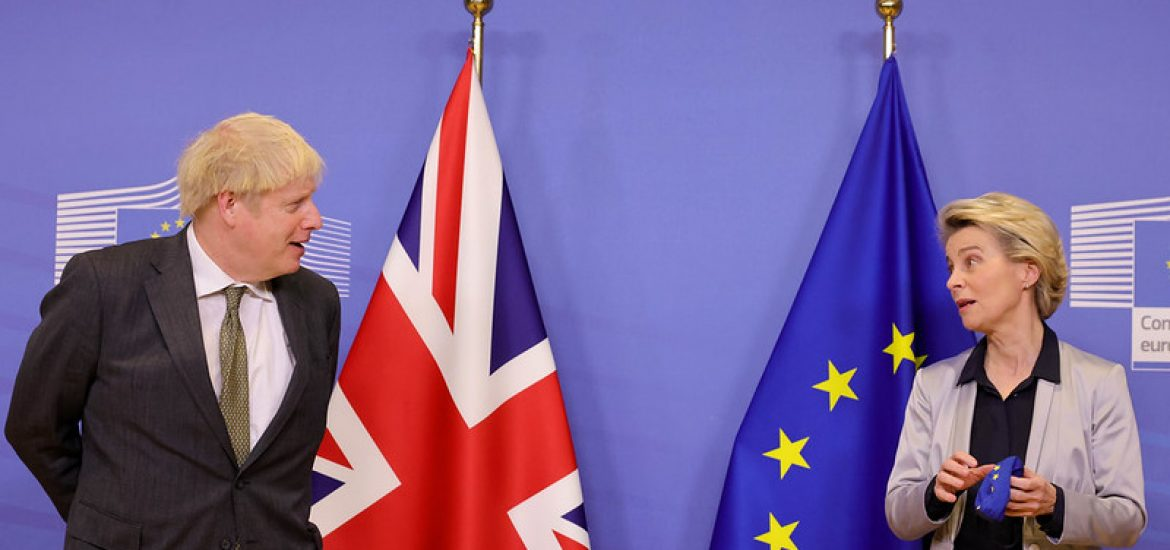 Post-Brexit Deal Reached as UK Regains Control of Waters
