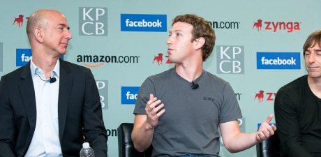 Apple, Amazon Shun Initiative to Set Principles for Big Tech