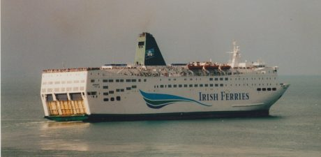 Irish Ferries Announce new Dover to Calais Service from June 2021