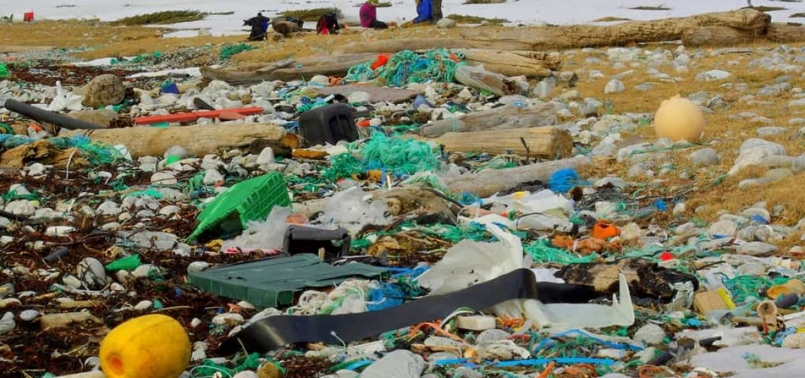 Cigarette Butts Add to Europe's Marine Litter Problems