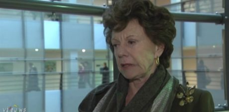 Commissioner Neelie Kroes, on Connected TV, SOPA, IPR and Cloud Computing