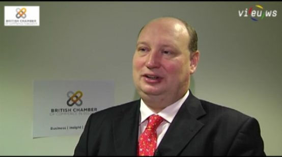 EU Transport Policy – Henrik Hololei, head of cabinet of Transport Commissioner Siim Kallas