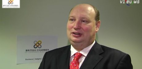 EU Transport Policy – Henrik Hololei, head of cabinet of Transport Commissioner Siim Kallas