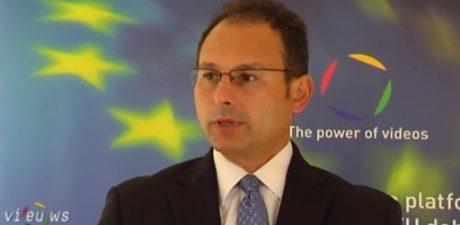 A Sustainable Global Digital Society – Hakam Kanafani, CEO Turk Telekom
