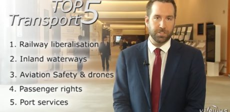 Top 5 Transport – All you need to know for the Luxembourg EU Presidency