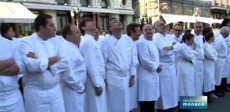 Monaco: 250 world famous chefs meet in Monaco – by Alain Ducasse
