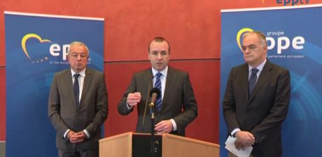 EPP Group – EPP updates its policy to fight terrorism and urges socialists and liberals to vote for PNR