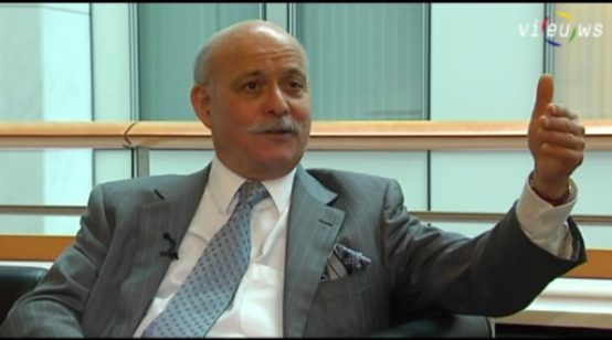 """A post-carbon Europe"" – Jeremy Rifkin, President of the Foundation on Economic Trends"