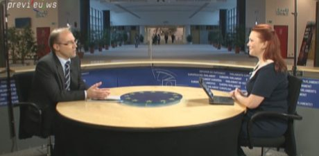 Irish EU Presidency Priorities – Neil Corlett, ALDE Group