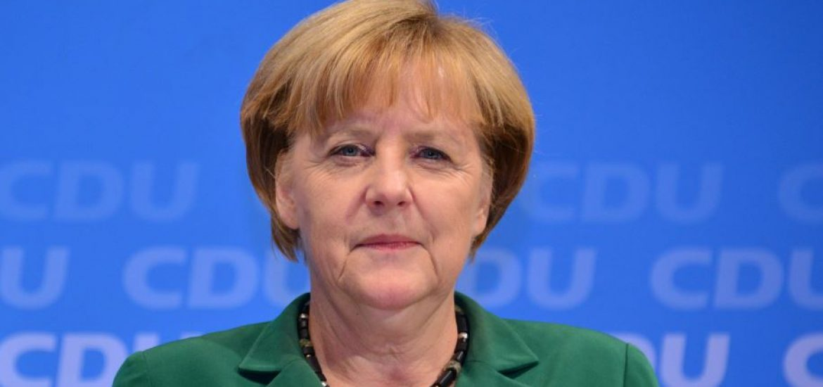 Merkel Calls for Compassion of Former East Germany despite 'Success Story' Reunification
