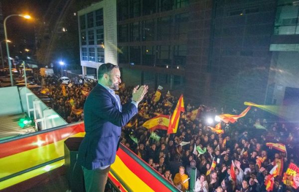Far-Right Vox Becomes 3rd Largest Spanish Party, Socialists Repeat Indecisive Win