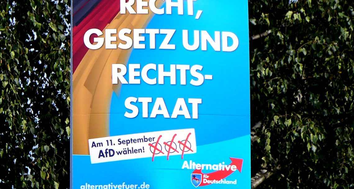 Germany's AfD Conundrum