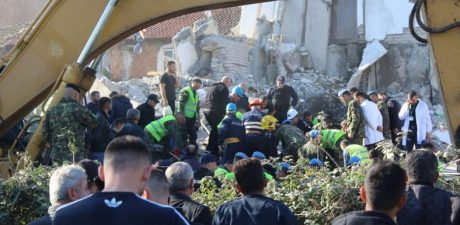 Albania's Earthquake Death Toll Climbs to 35 amid Strong Aftershocks