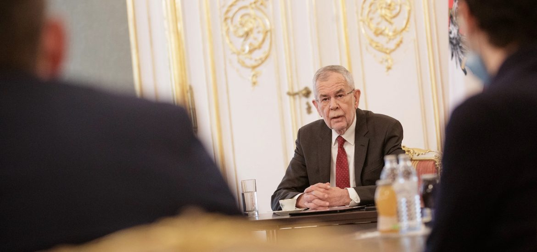 Austria's President Caught Breaking Coronavirus Curfew, Admits 'Mistake'