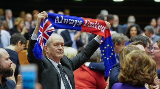 EU Parliament Seals Brexit with 'Agony of Parting', 'Eternal Love' for UK