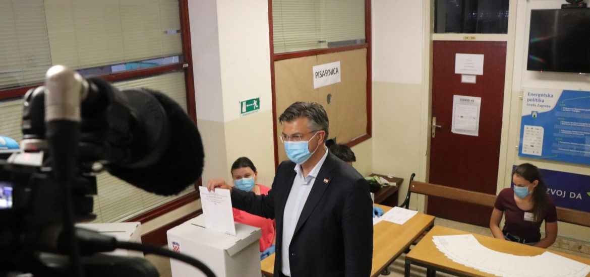 Ruling Conservatives Upset Left in Croatia's Parliamentary Election