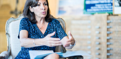 Paris Mayor to Run for Presidency in France
