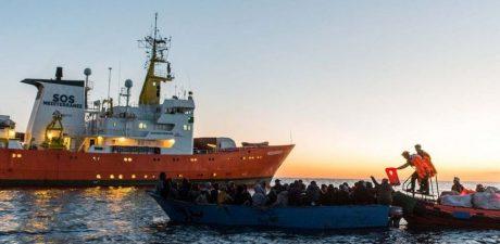 Last Private Migrant Rescue Ship in Mediterranean, the Aquarius, Sees Registration Revoked by Panama