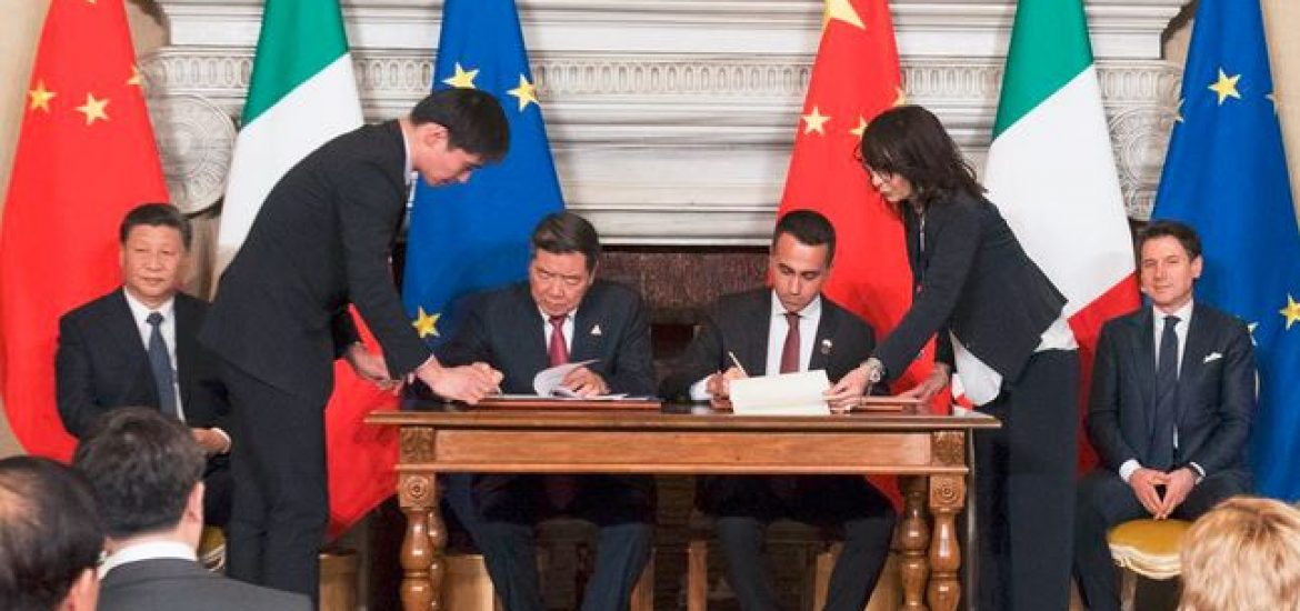 Counties 'Wake Up in Dependency', Germany Warns after Italy's BRI Deal with China