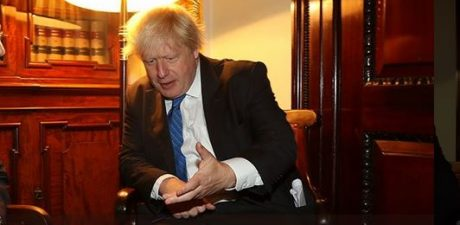 Boris Johnson Likens May's Brexit Plan to 1066 Conquest of England