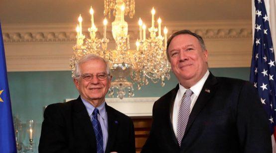 EU Needs Own Middle East Peace Plan Countering Trump's, Borrell Implies