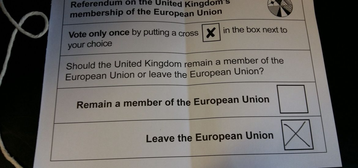 Most Brits Would Want to Remain in EU in New Brexit Referendum, Poll Finds