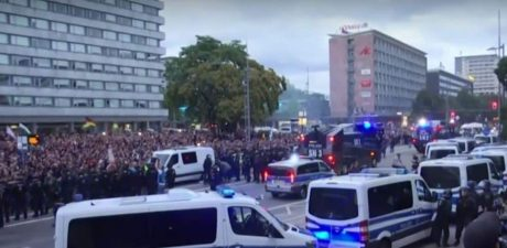 Fake News Spurred Neo-Nazi Riots in Germany's Chemnitz, Saxony Officials Say