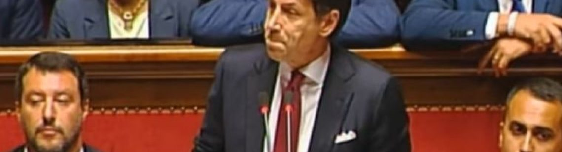 Italy Starts Tense Coalition Talks after Prime Minister Conte Quits over 'Reckless' Salvini