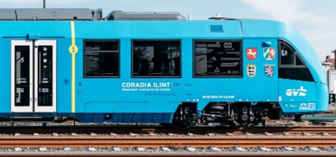 World's First Hydrogen Train Launched in Germany, Made in France