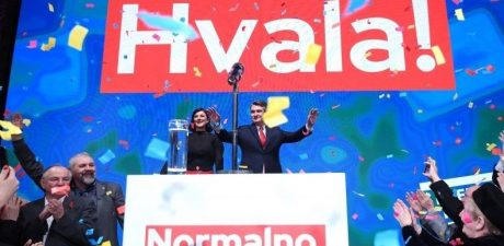 Leftist Ex-Prime Minister Milanovic Wins Croatia's Presidential Election in Close Race