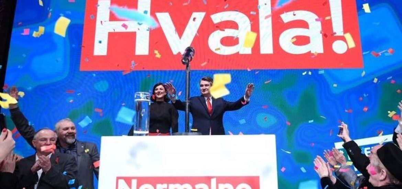 Leftist Ex-Prime Minister Milanovic Wins Croatia's Presidential Election in Close Race