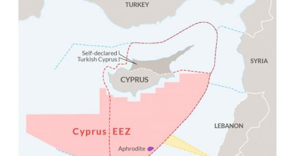 Turkey May Have Started Drilling in Disputed Gas Deposit near Cyprus, Report Says